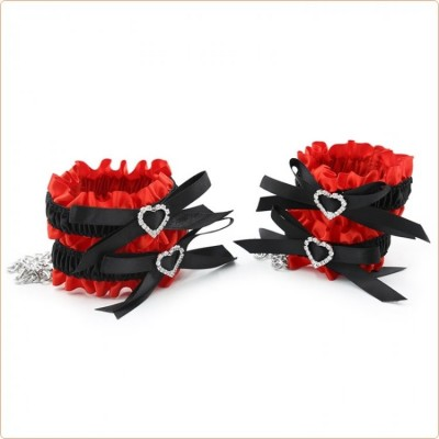 Wholesale Bow Wrist & Ankle Cuffs