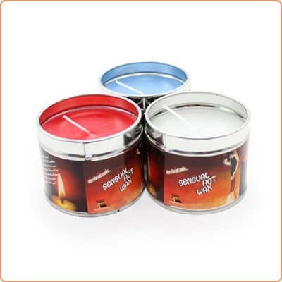 Wholesale Sensual Hot Massage Oil Heart Candle