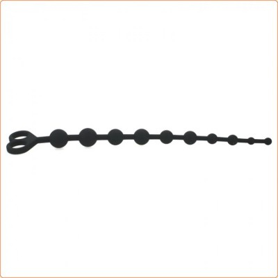 Wholesale Silicone 10 Ball Anal Beads