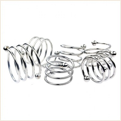 Wholesale Spring Style Glans Ring - 4 Circle