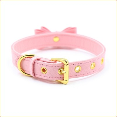 Wholesale Bow Tie Collar With Bell
