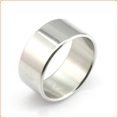 Wholesale Fashion Men\' s Stainless Steel Cock Ring