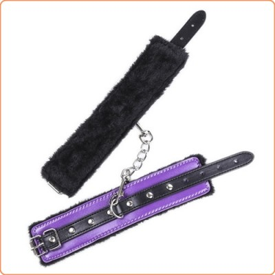 Wholesale Plush Lined Wrist and Ankle Cuffs