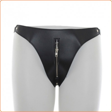 Wholesale Briefs with Zipper Front