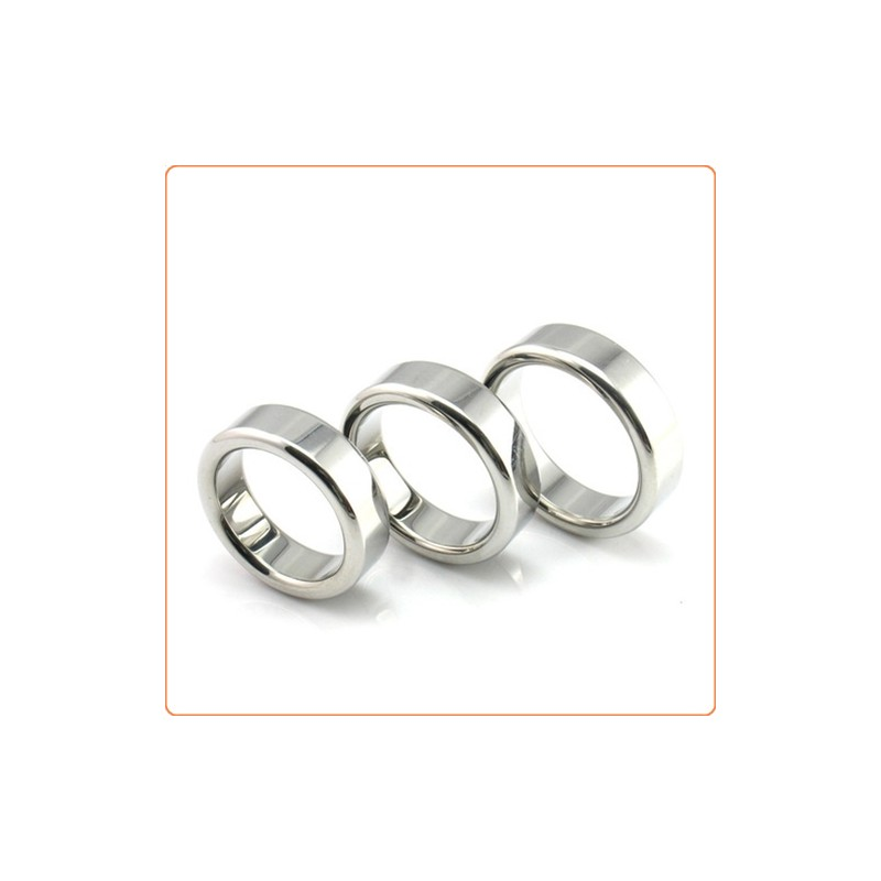 Wholesale Extra Heavy Duty Steel Cock Ring
