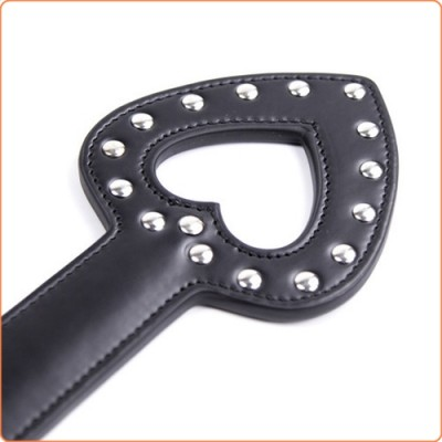 Wholesale Ace Of Spades Studded Paddle