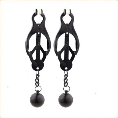 Wholesale Deviant Monarch Weighted Nipple Clamps
