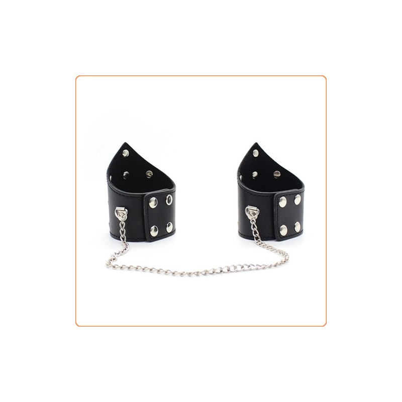 Wholesale Snap Buttons Wrist and Ankle Cuffs