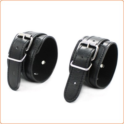 Wholesale Three Nail Pin Buckle Wrist and Ankle Cuffs