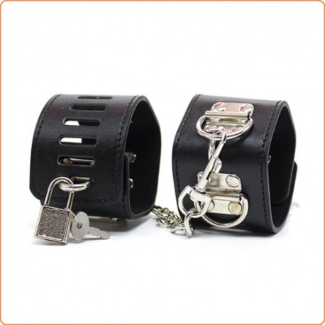 Wholesale Adjustable Hand & Ankle Cuffs With 3 D Ring
