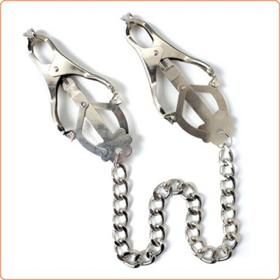Wholesale Japanese Clover Clamps With Chain
