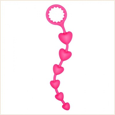 Wholesale LILY Silicone Anal Beads