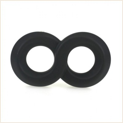 Wholesale Soft Silicone 8 Cock Ring