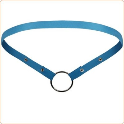 Wholesale Different Colors Assless Ring Care Thong For Men
