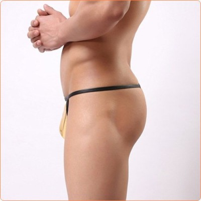 Wholesale Strong Men Hot Stamping G-string Hot Underwear