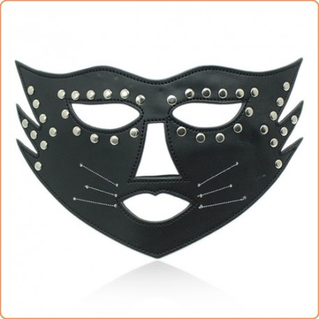 Wholesale Cat Face Mask with Beard