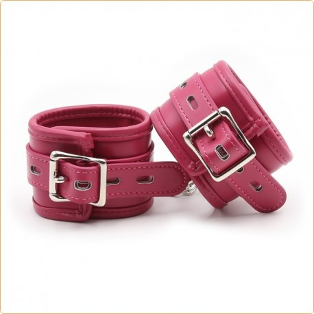 Wholesale D Ring Wrist and Ankle Cuffs