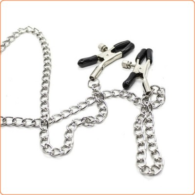 Wholesale Nipple Clamps & Cock Ring Set