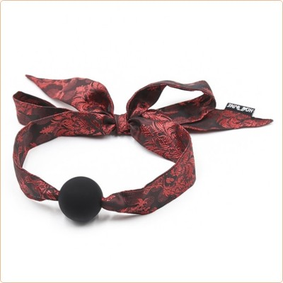 Wholesale Satin Belt Ball Gag