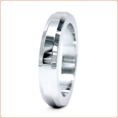 Wholesale Chrome Stainless Steel Cock Ring