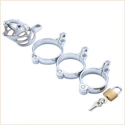 Wholesale Chinese Zodiac Cock Cage - Mouse
