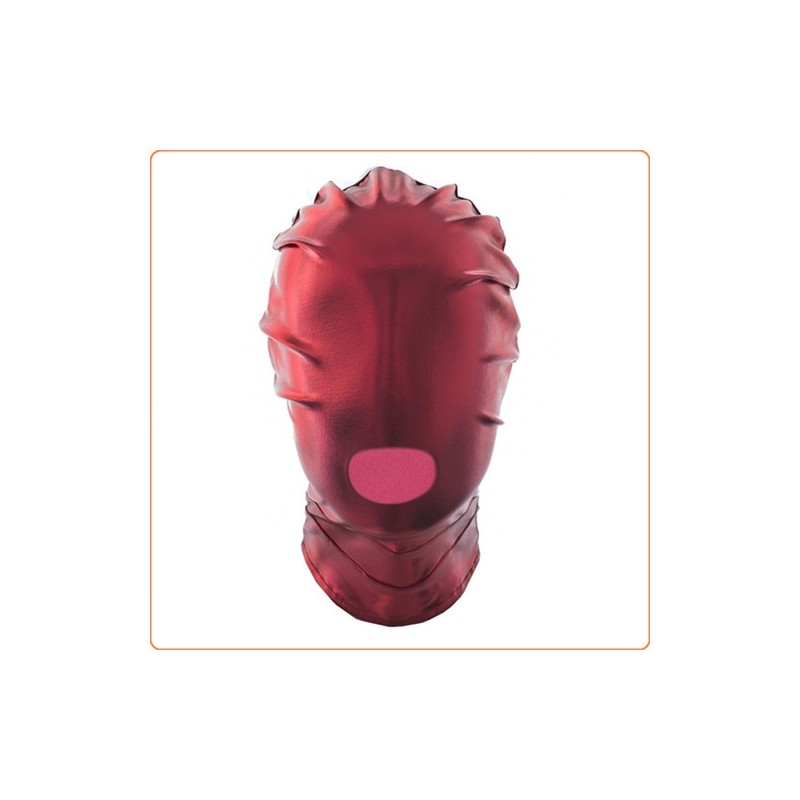 Wholesale Premium Spandex Hood with Mouth Opening