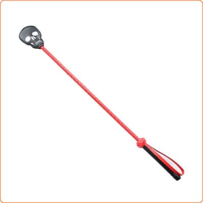 Wholesale Skull Paddle Red Hand Crop