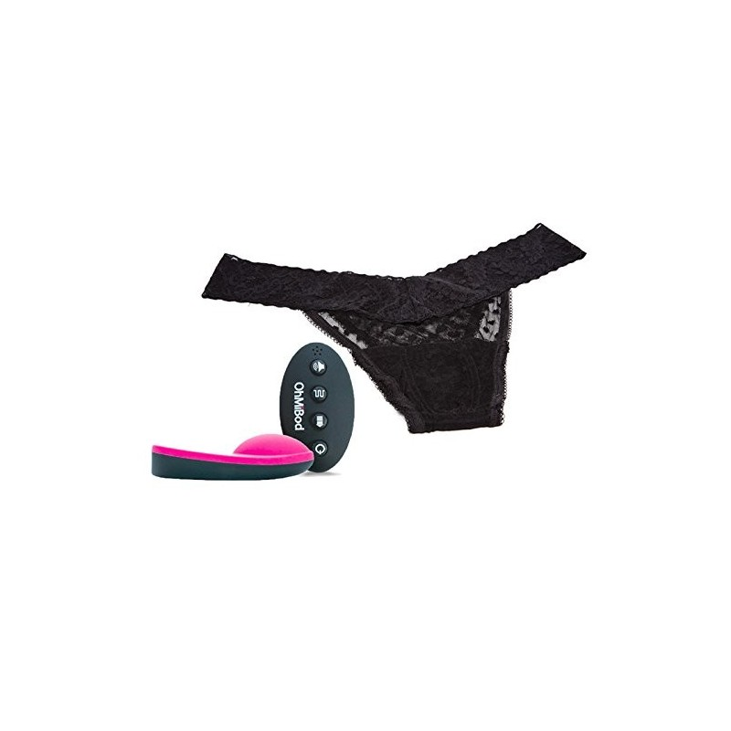 OhMiBod - Club Vibe 3.Oh - Wireless Remote Control Panty Vibrator