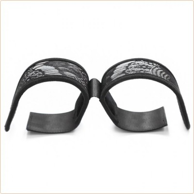 Wholesale Velcro Wrist Cuff With Blind Mask