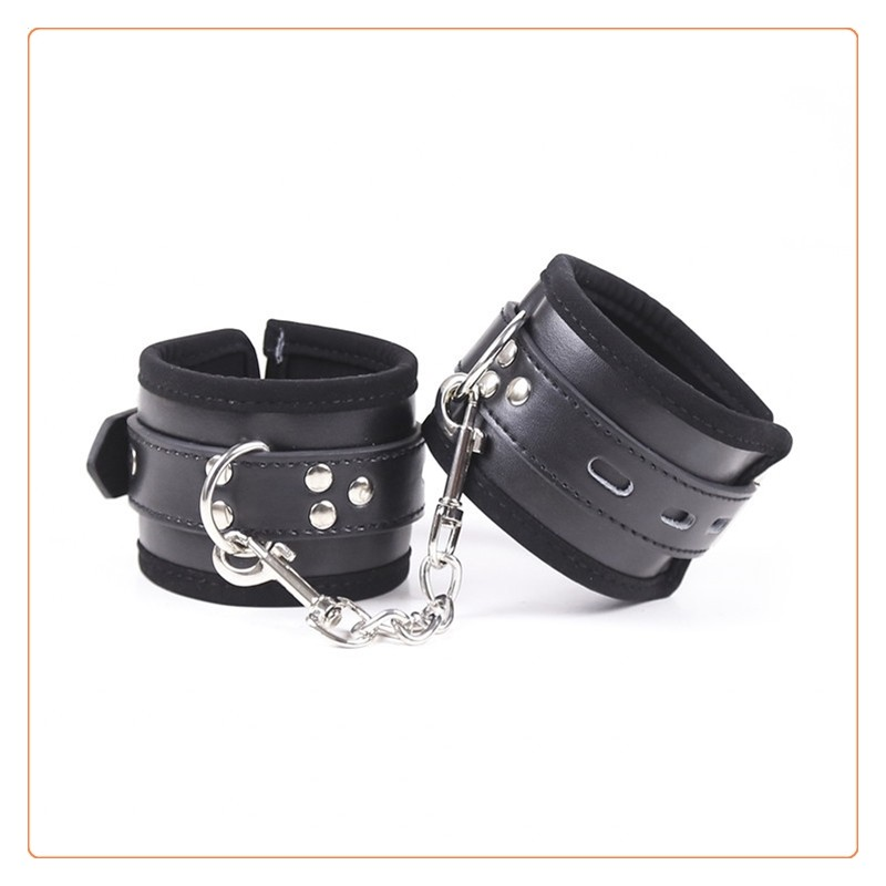Wholesale Binding Lockable Wrist and Ankle Cuffs