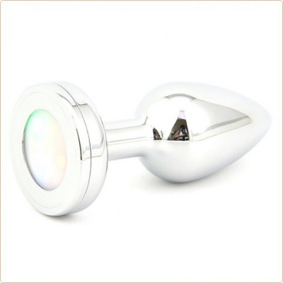 Wholesale Colorful Light Stainless Steel  Butt Plug