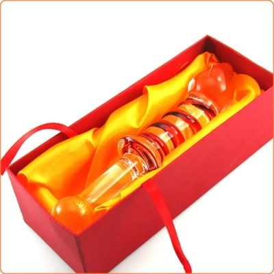 Wholesale G Sopt Glass Dildo With Handle