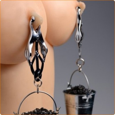 Wholesale Jugs Nipple Clamps with Buckets