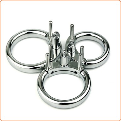 Wholesale Replacement Chastity Cock Cage Cock Ball Ring