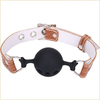Wholesale Breathable Silicone Ball Gag