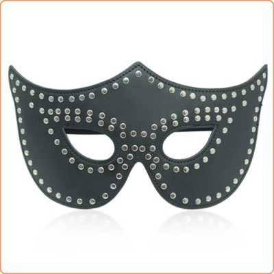 Wholesale Eye Mask with Rivets Detail