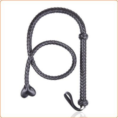 "Wholesale Heart Head 52"" Long Whip"