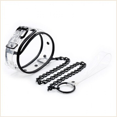 Wholesale Clear Collar With Lead