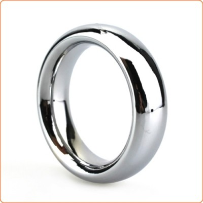 Wholesale Stainless Steel Donut Cock Ring