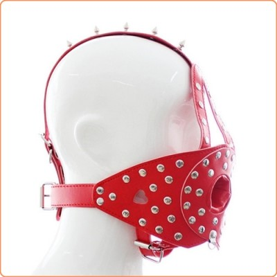 Wholesale Nails Harness Gag with Cover