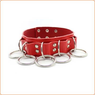 Wholesale Neck Collar with Five Rings