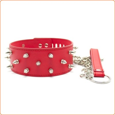 Wholesale Collar Lockable With  Full Spikes