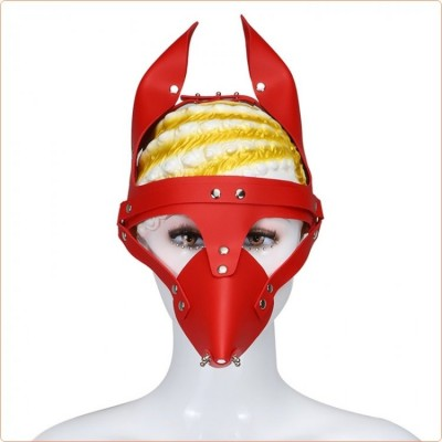 Wholesale FOX Bondage Cosplay Mask