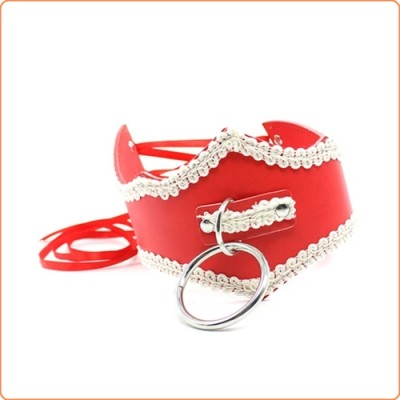 Wholesale Adjustable O Ring Lace Collar