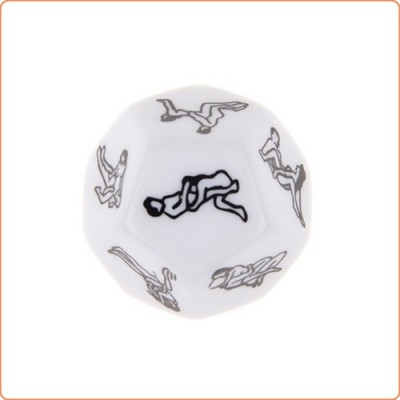 Wholesale 12 Sided Erotic Lover Sex Dice