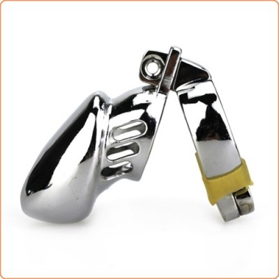 Wholesale Male Locking Chastity Cock Cage Device