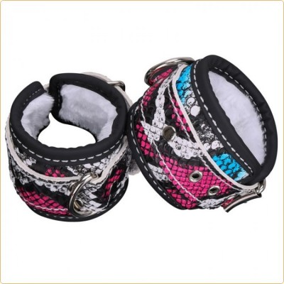 Wholesale Plus Snake/Ostrich/Crocodile Wrist and Ankle Cuff