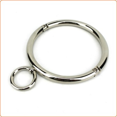 Wholesale Stainless Steel Neck Collars With O Ring