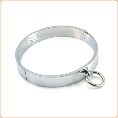 Wholesale Steel M Hollow-out Collar Restraint