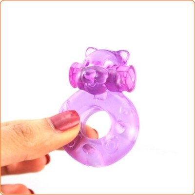 Wholesale Bear Cock  Ring